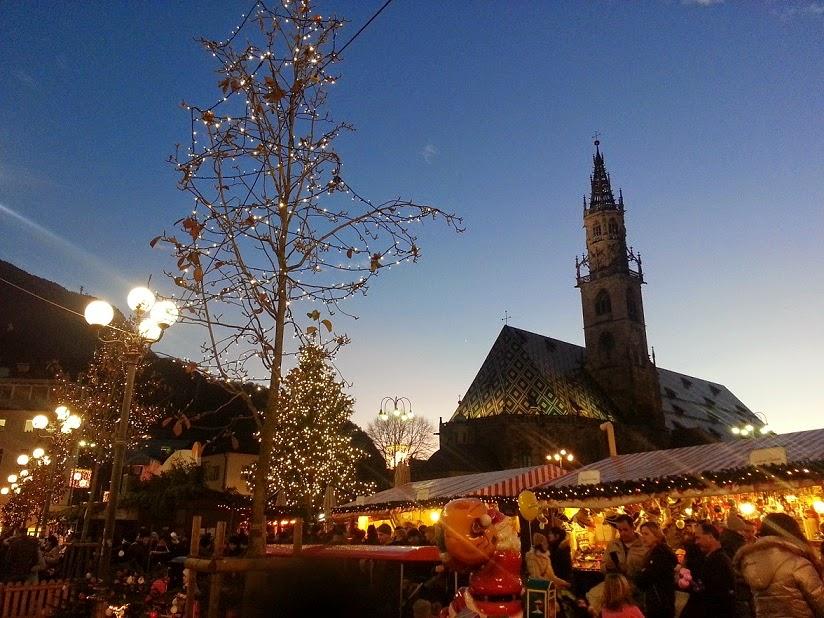 mercado de natal italia